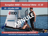 Européen 4000 - Coupe Nationale WETA - IC 10