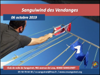 Sanguiwind des Vendanges 2019